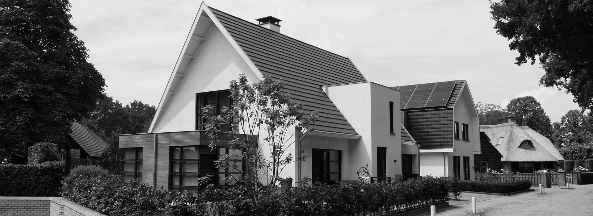 Nieuwbouw riante vrijstaande woning